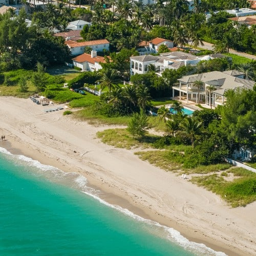 Siesta Key Waterfront Properties for sale