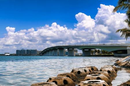 Sarasota Memorial Bay Front